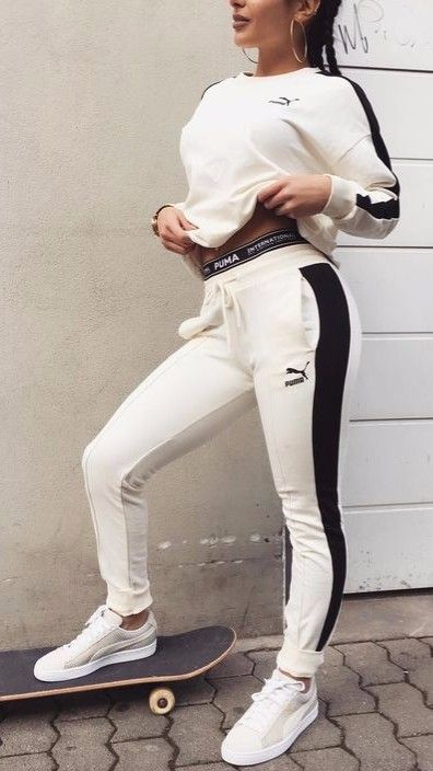 Pinterest Fashion Lifestyle Shop Puma Clothes For Outfits Et HtxwOAq