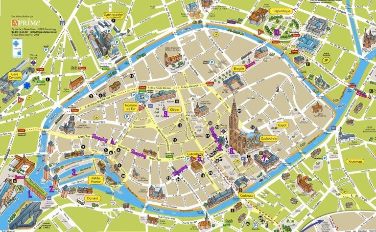 10 Best Things To Do in Strasbourg France Strasbourg