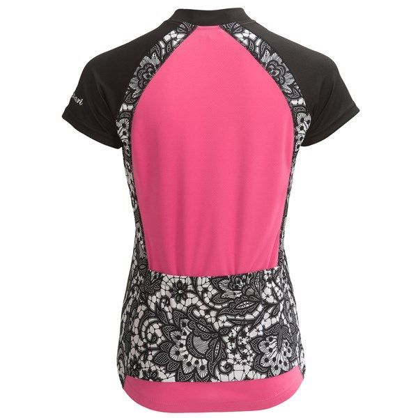 Canari Lazise Print Cycling Jersey - Short Sleeve (For Women ... 619a94739