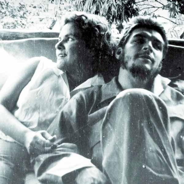 Carta de Ernesto 'Che' Guevara a Aleida March. #cheguevara Carta de Ernesto 'Che' Guevara a Aleida March. #cheguevara