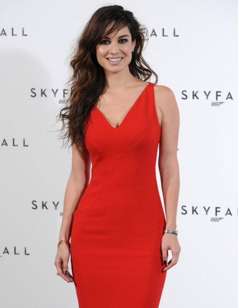 The New James Bond Girl Is Pretty And French Skyfall James Bond Girls New James Bond James Bond Women