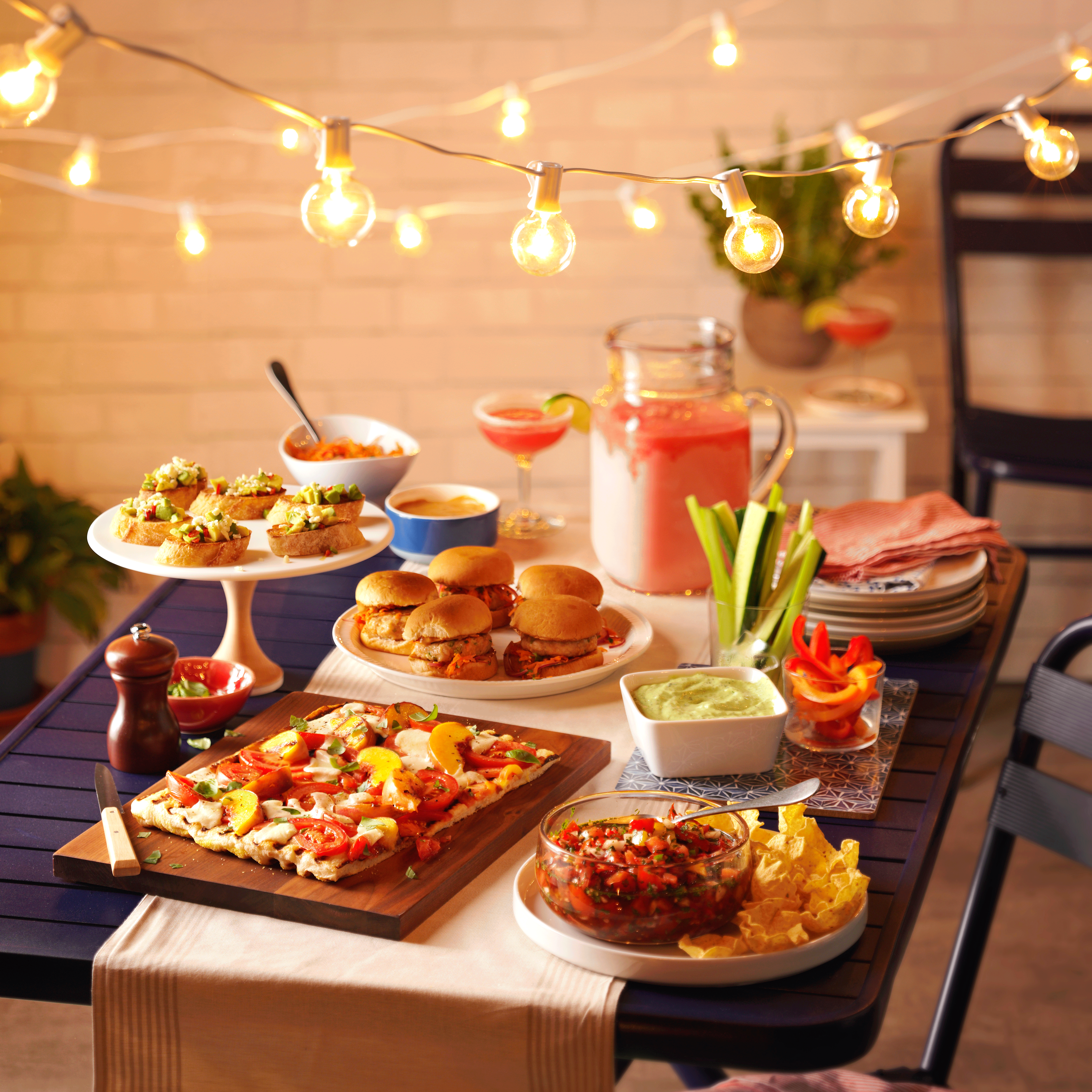 11 Insanely Smart Ideas for Your Backyard Party | Outdoor ...