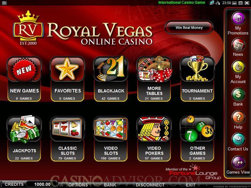 review casino online vegas