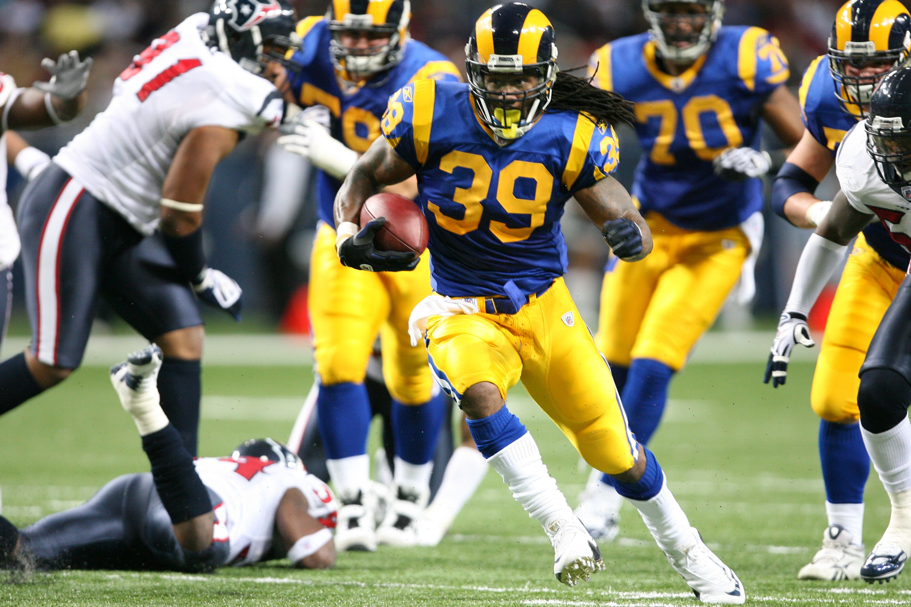 Steven Jackson Rams football, St louis rams, Dynasty