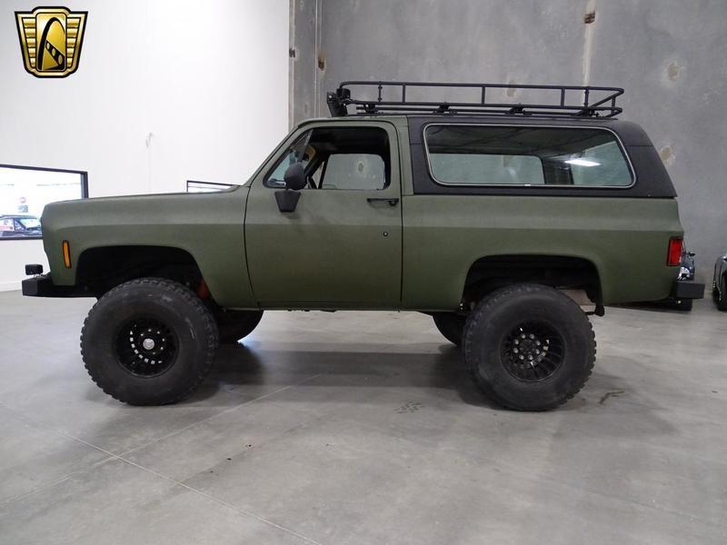 1978 Chevrolet Blazer K5 Blazer Classic Cars Trucks Chevrolet