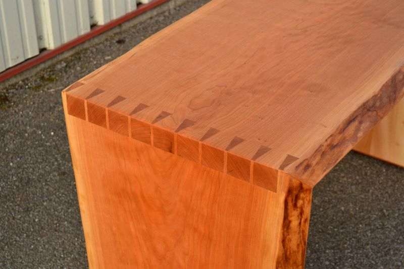 Terry Moore Table And Case Dovetails 040