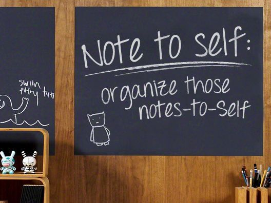 {The Write Stuff} on OpenSky - lots of great organizational goodies like chalkboard removable wall decals!