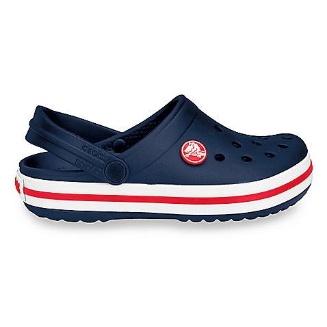 Crocs™ Kids' Size 4-5 Crocband™ in