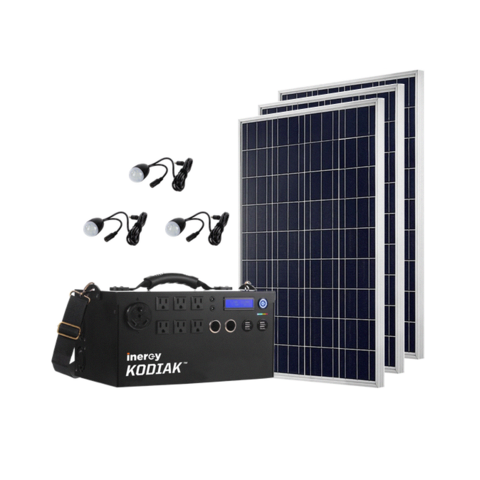 1500 Watt Solar Generator W Rigid Panels 1 1kwh Lithium Ion Technology Solar Generator Solar Technology Solar Heating