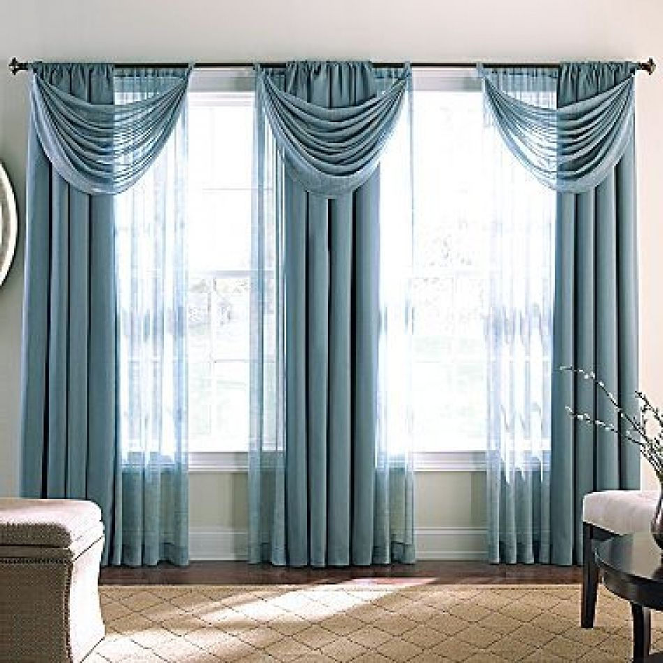 Curtain Cindy Crawford Style Valencia Draperies Panel Jcpenney