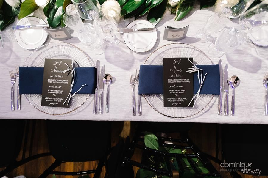 Tablescape by MS Events/Blue Ridge Floral Designs--Dominique Attaway Photography