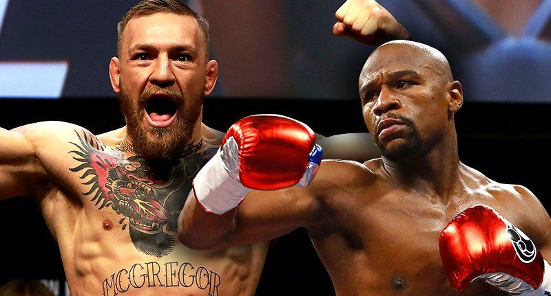 The Great Comeback! Floyd Mayweather Makes Conor McGregor