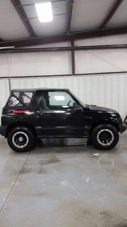 Sweet Geo Tracker Suzuki Vitara Cabrio Cool Jeeps Dream Cars