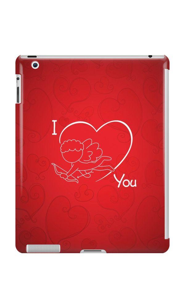 Cupid - I Love You - Valentine 2017 by TimeForTShirt