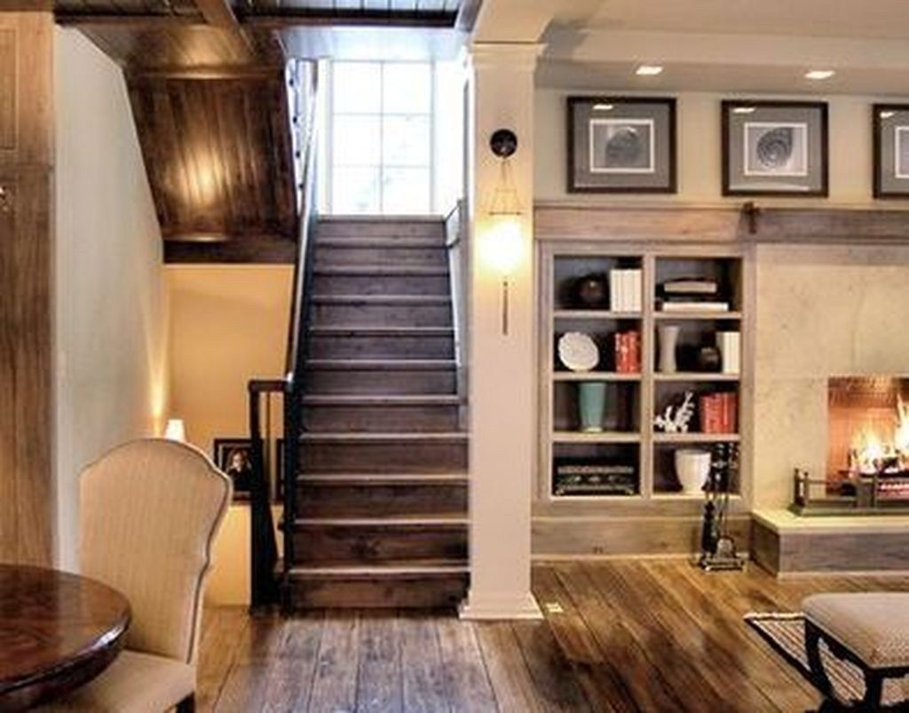 attractive split level living room ideas 34  basement