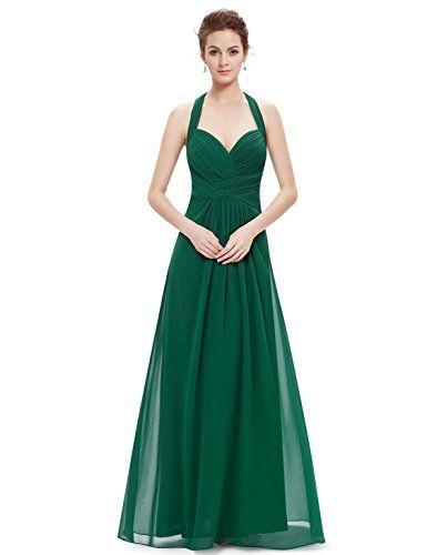 Ever Pretty Women\'s Maxi Formal Dress Floor Length Green ... https ...