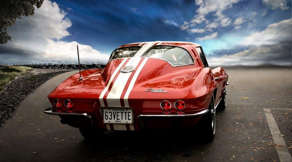 63 Vette. Astounding design meets performance. What a dream drive...