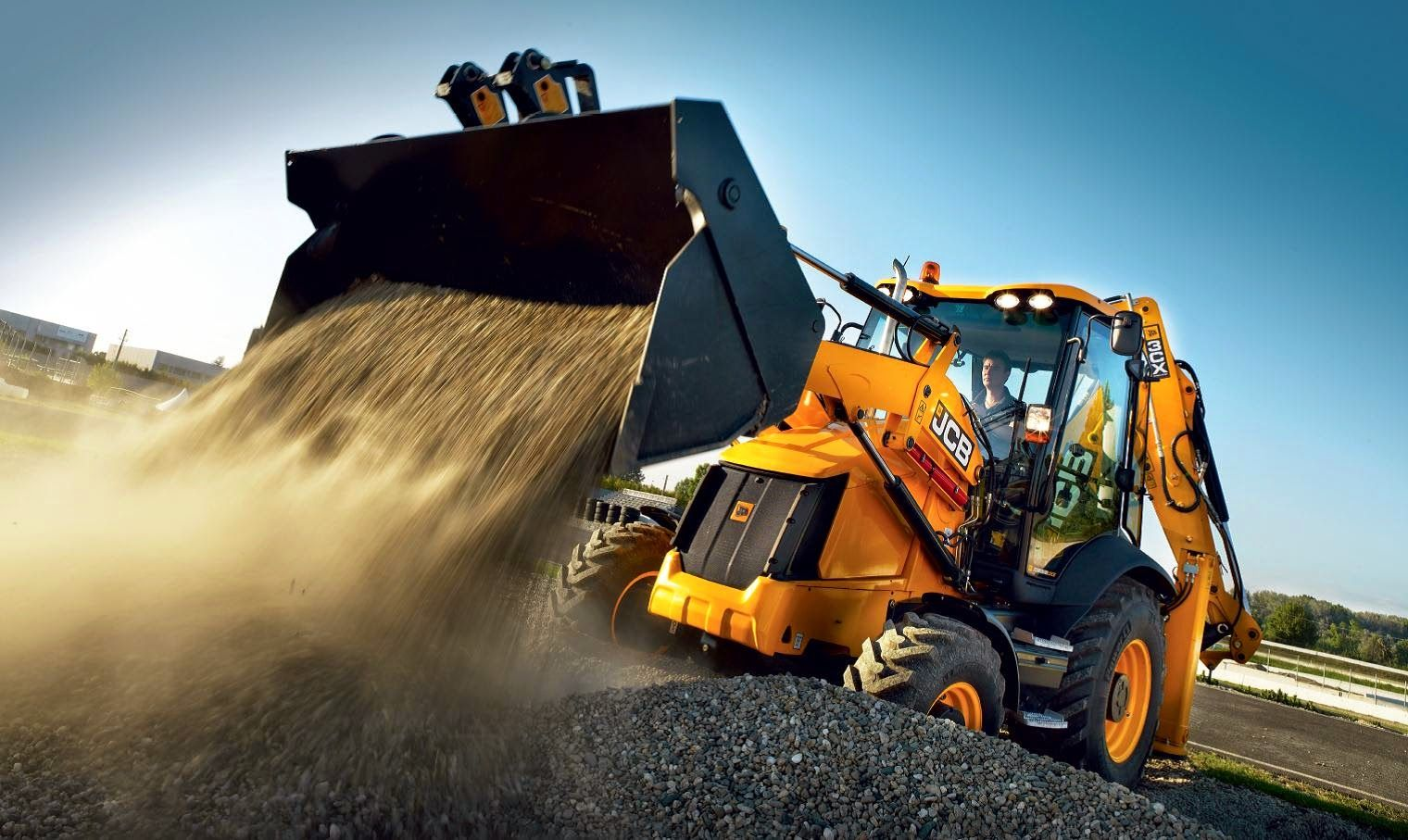 Somos expertos y nos apasiona la construcción y venta de terrenos, así como la renta de #maquinas para #construccion