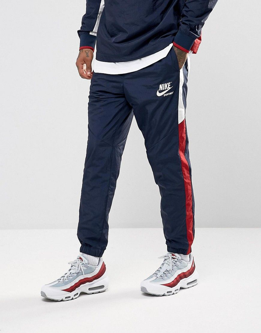 Get this Nike's joggers now! Click for more details