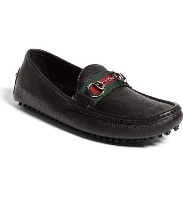 Gucci Women's Damo Driving Loafer Horse