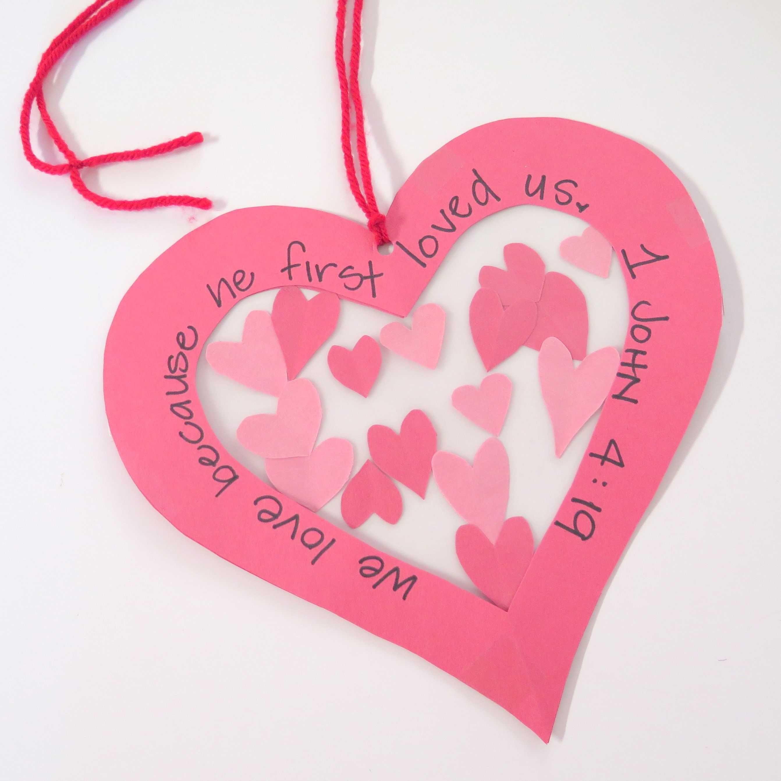 40 Best Of Valentine S For Kids Crafts Ideas
