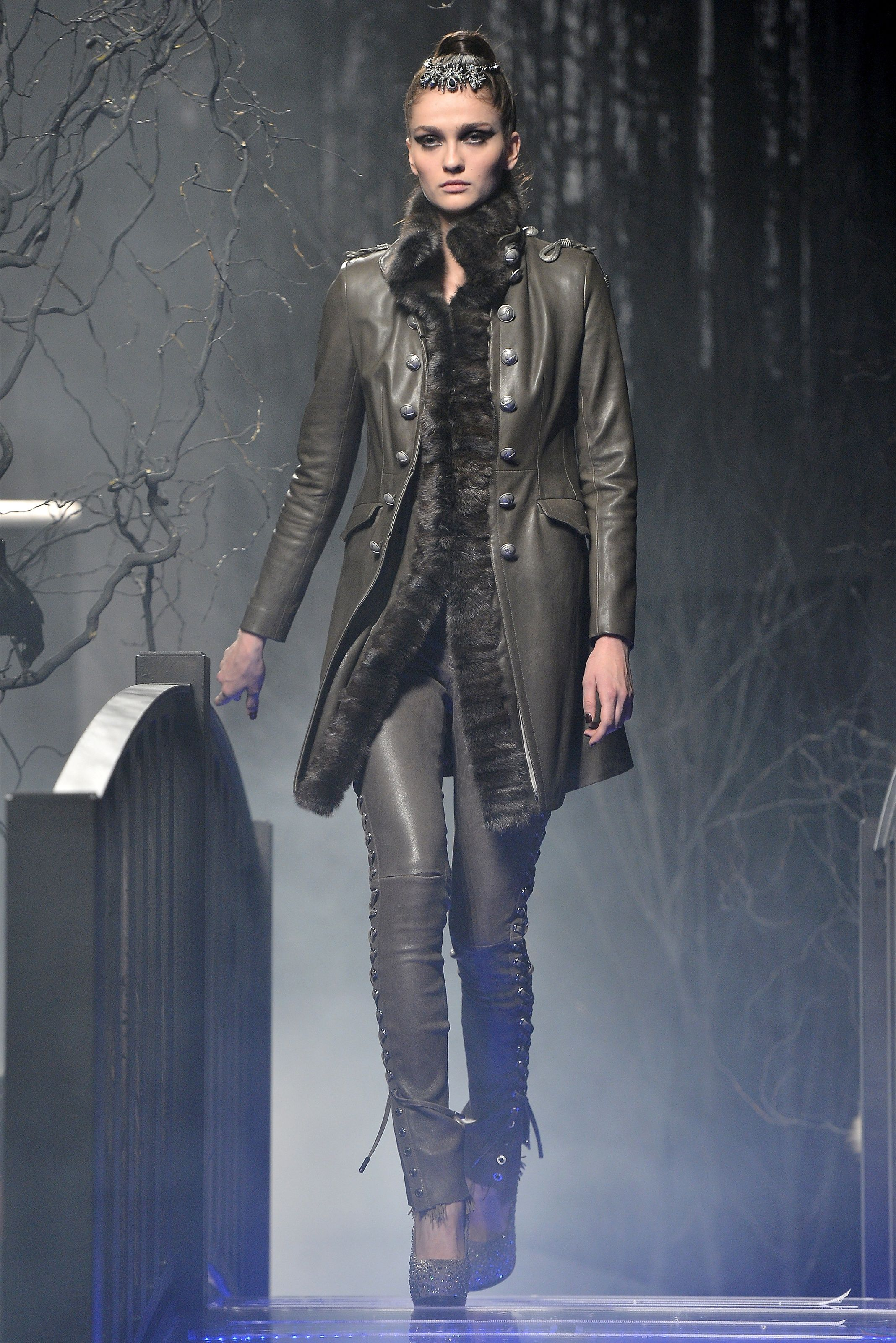 Philipp Plein - Collections Fall Winter 2013-14 - Shows - Vogue.it