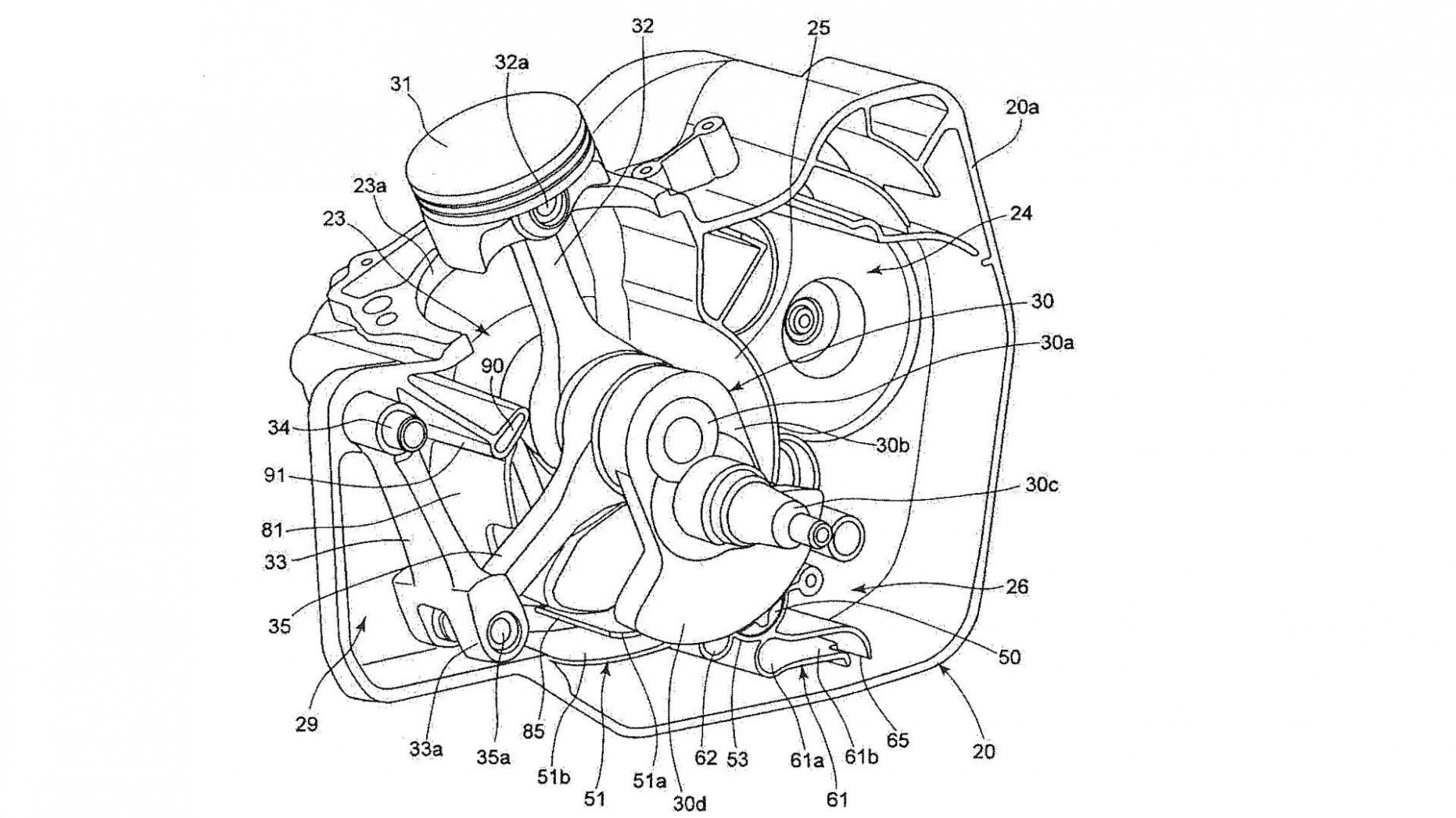 Motorcycle Engine Diagram Malaysia