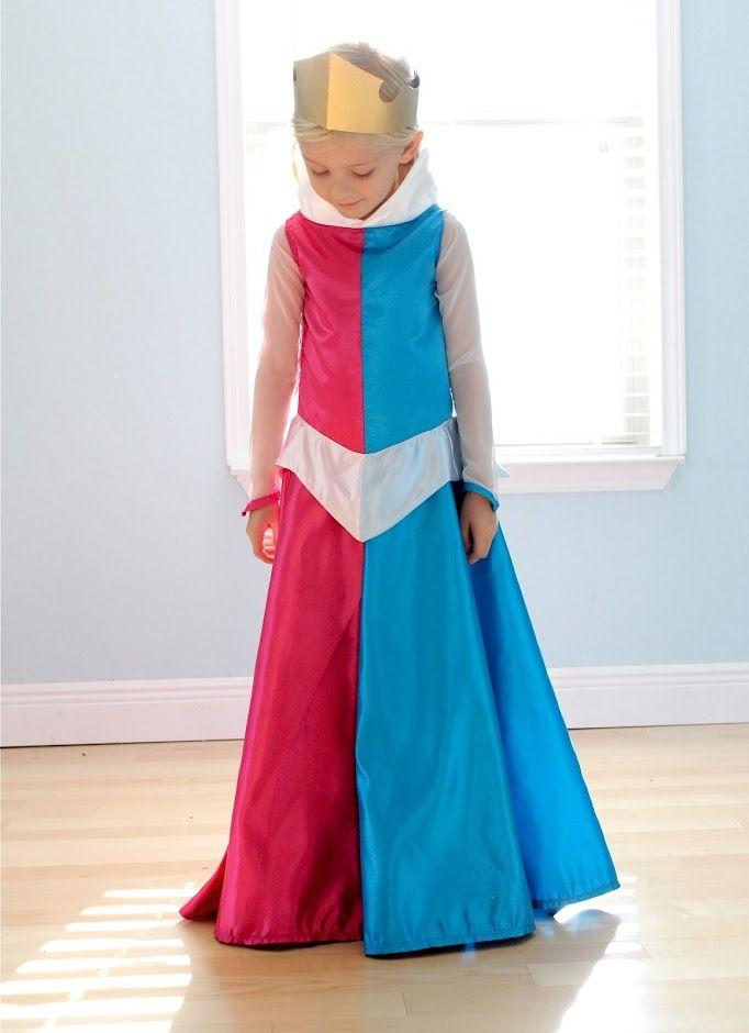 8 years of Halloween Costumes \u2013 MADE EVERYDAY kids - Costumes - princess halloween costume ideas