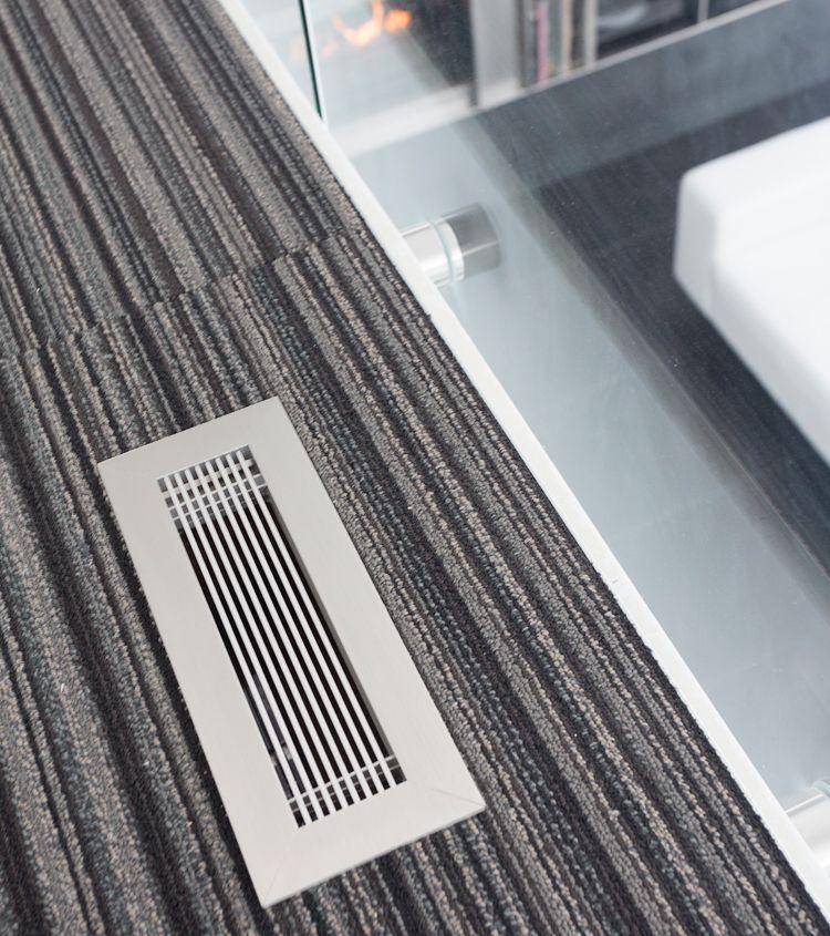 kül grilles Modern grilles for the modern home. kül floor