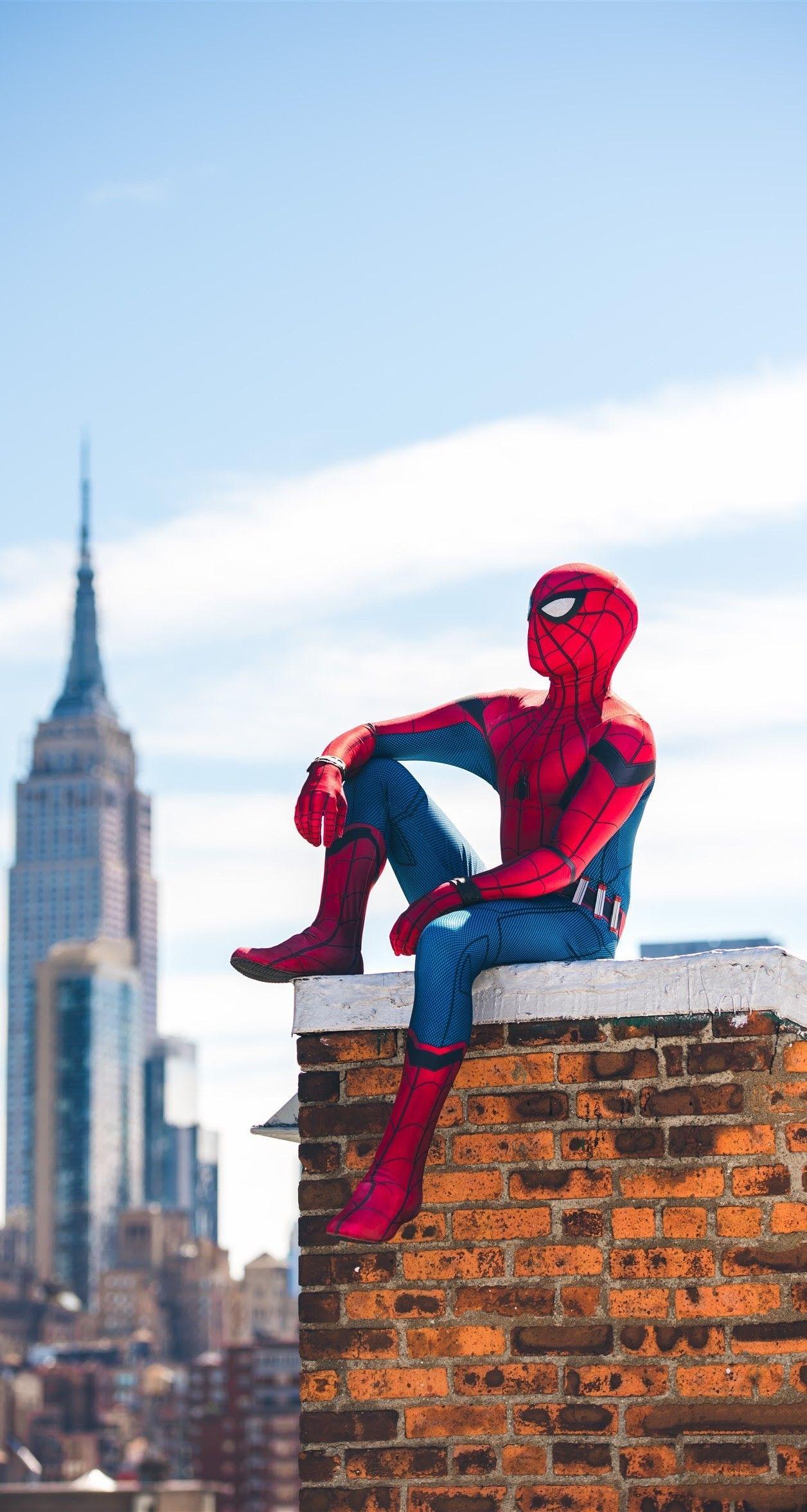 Spiderman HD Wallpaper, Download From WallPixel app