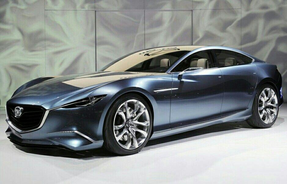 2017 Mazda 6 Coupe. (My next car 4 / 2017) Mazda
