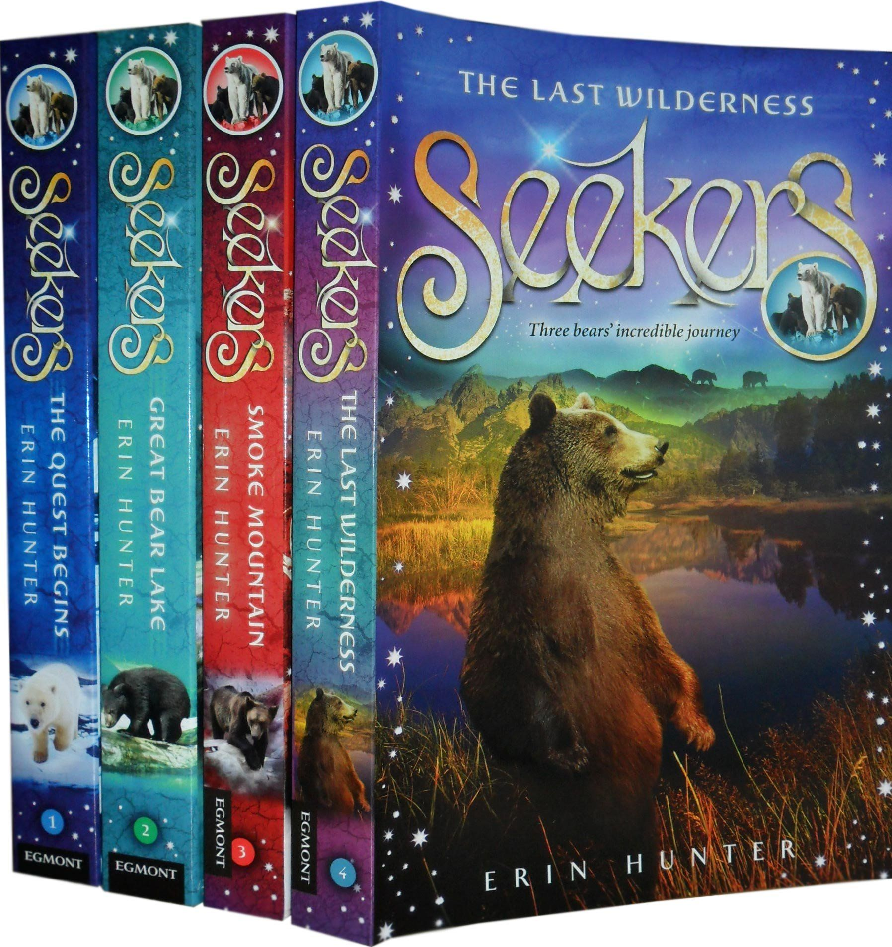 The uk covers for the seekers series by erin hunter hells yeah the uk covers for the seekers series by erin hunter fandeluxe Ebook collections