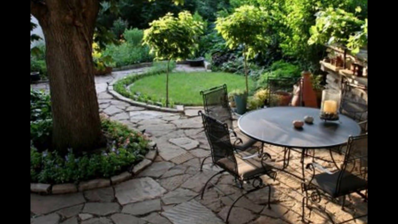 amazing rustic backyard gardens ideas for simple and low cost