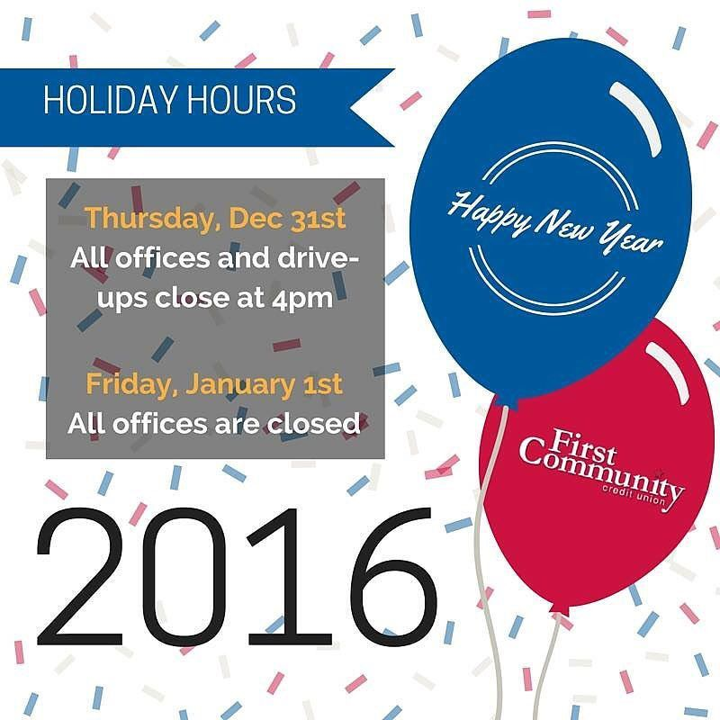 Our new years eve and day hours new years eve holiday