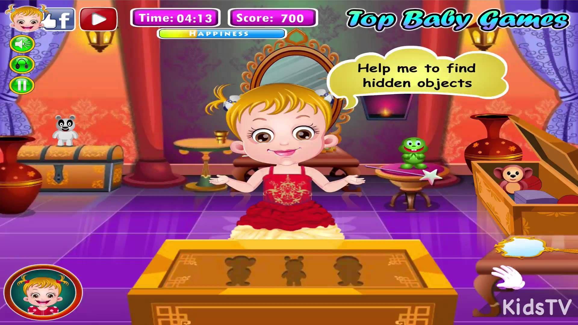 Baby Hazel Games Baby Hazel Game Movie Baby Hazel