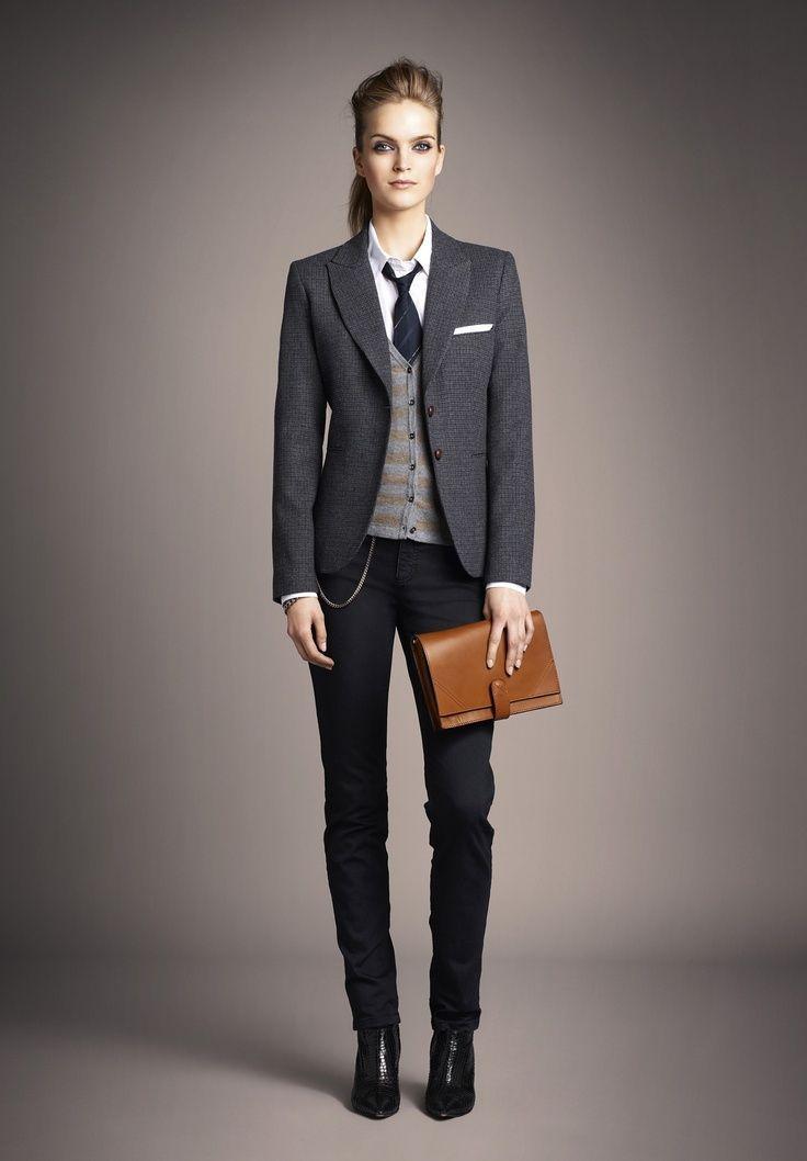 Comment sapproprier le style masculin au féminin: Fashion, Style ...