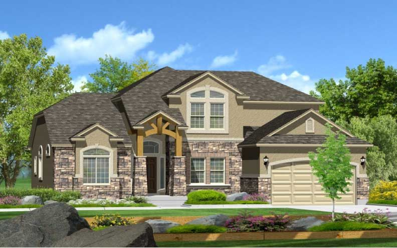 house exteriors hamilton rustic home design for new homes in utah - County For Rustic Home Designs