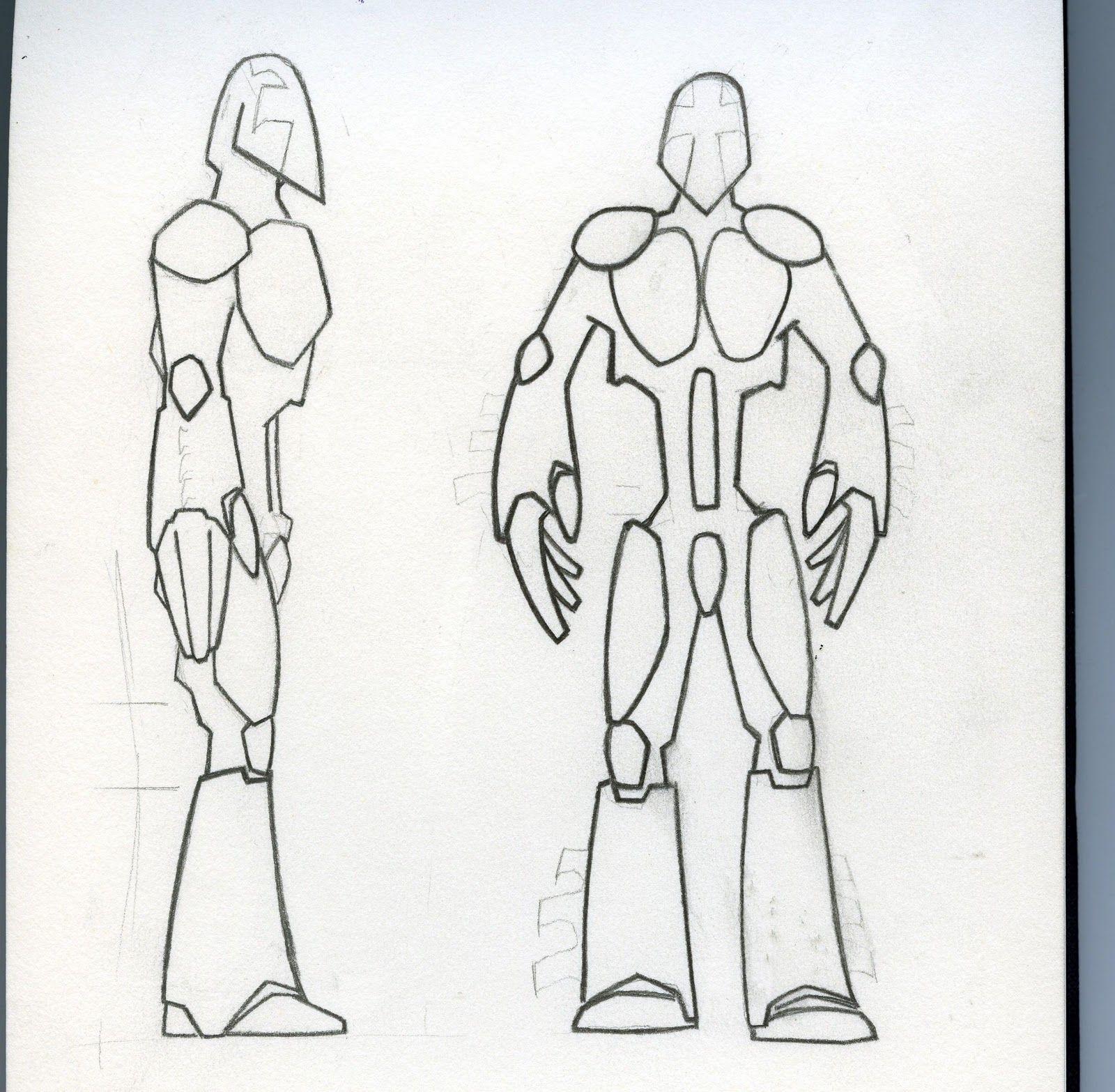 Robot blueprint education science pinterest robot blueprint malvernweather Gallery