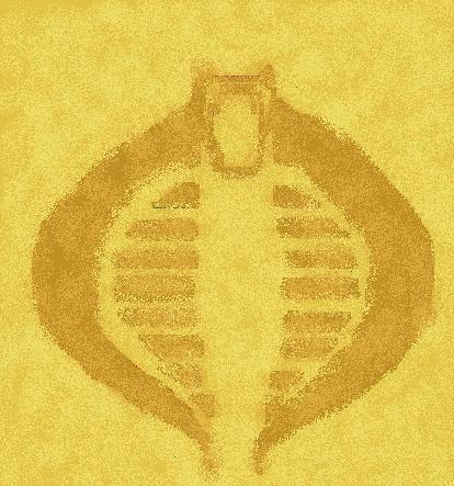 Cobra crop circle by skinnyjoefan