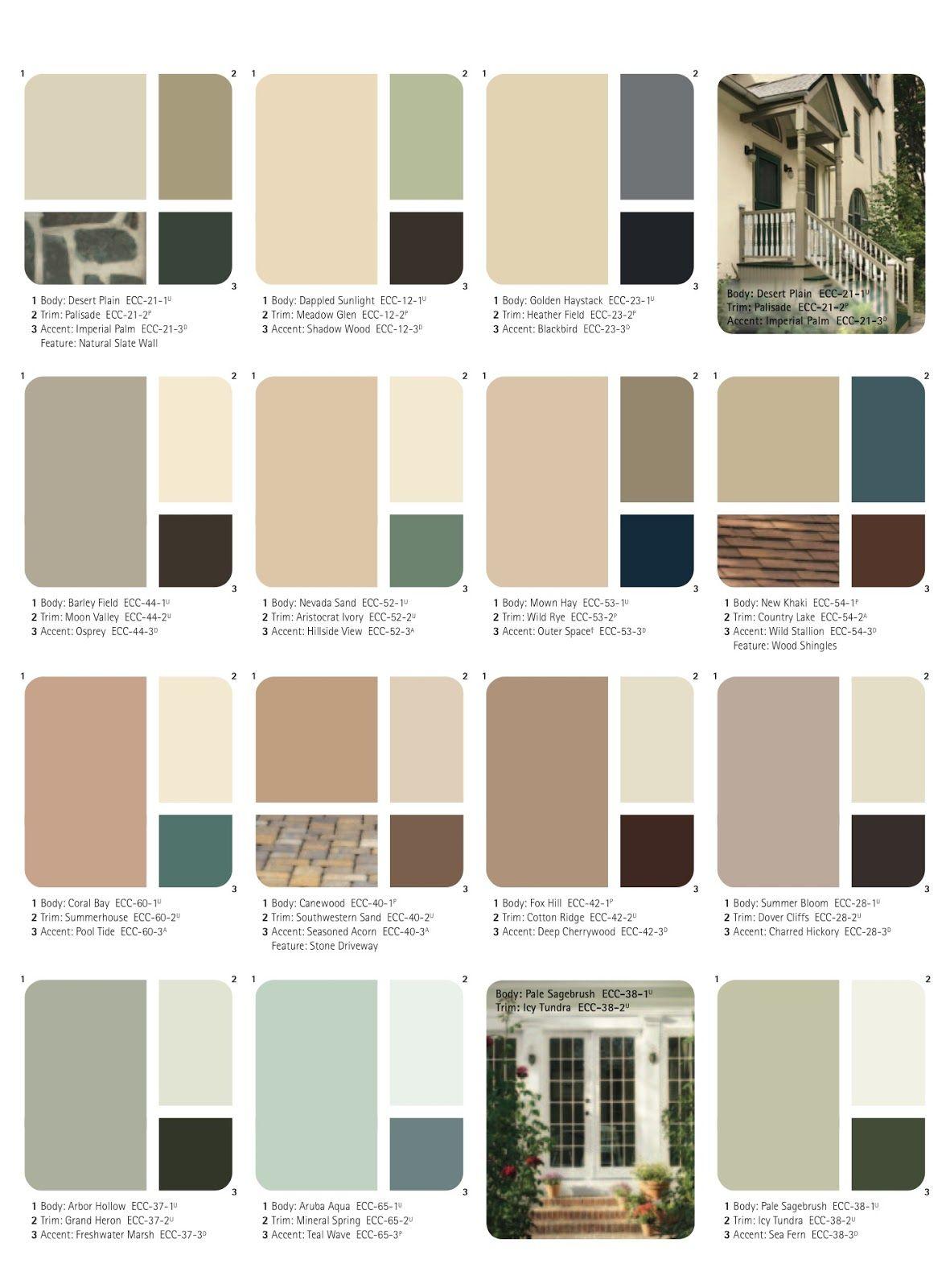 Excellent 17 Best Images About Exterior Colour Combinations On Pinterest Largest Home Design Picture Inspirations Pitcheantrous