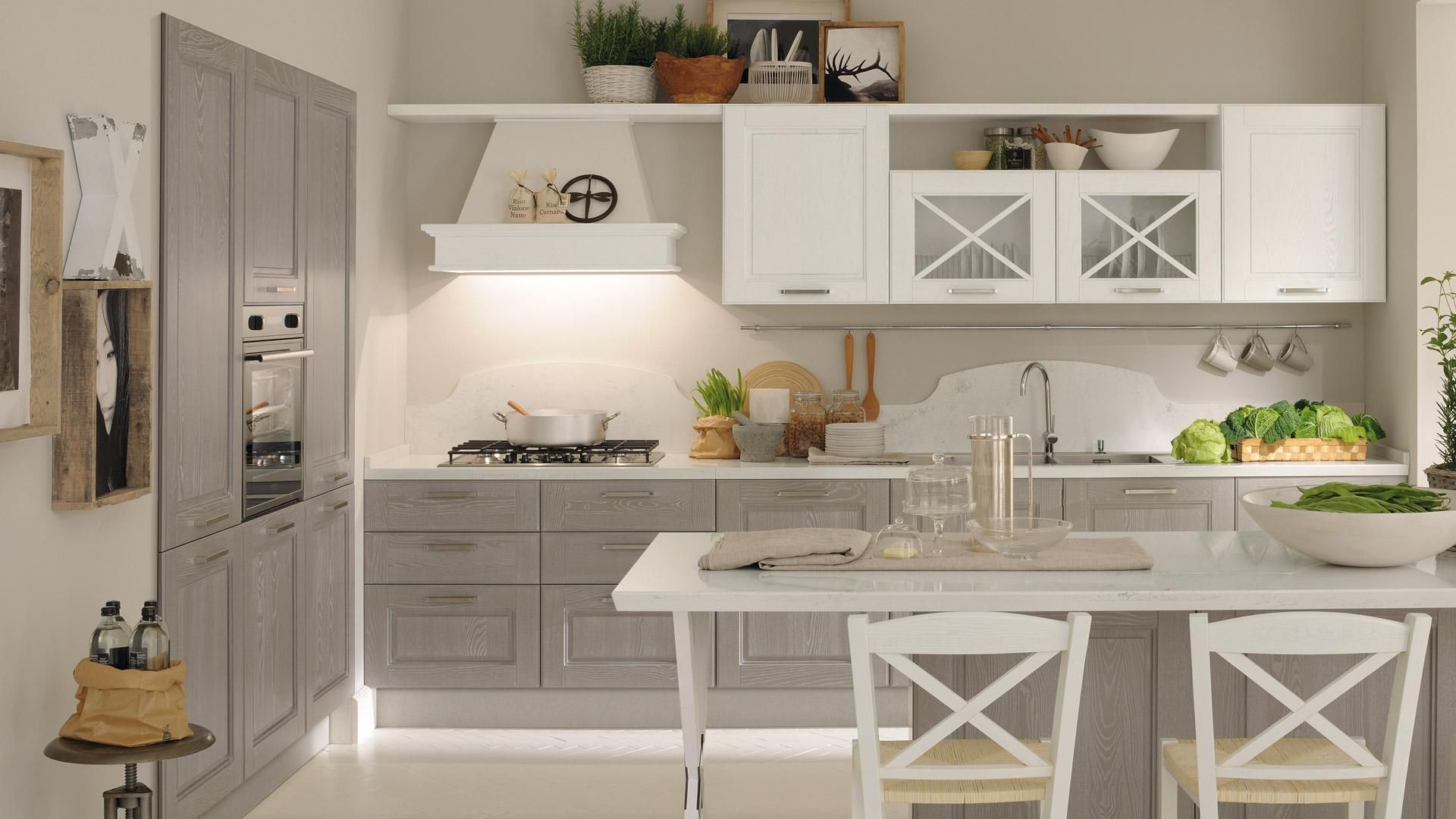 Agnese - Cucine Classiche - Cucine Lube | Cucine | Pinterest ...
