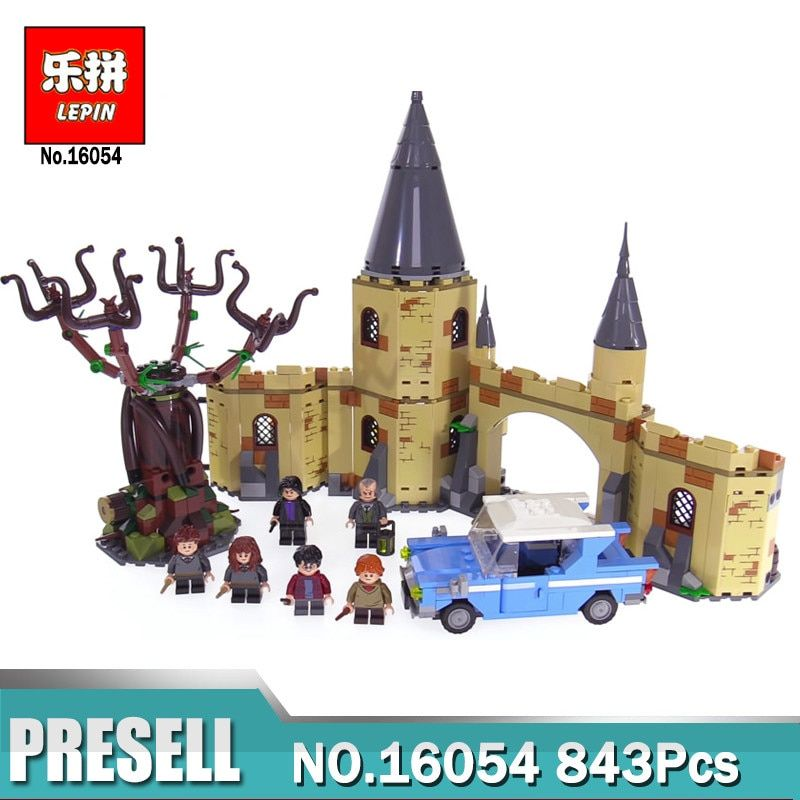 New Harry Potter Hogwarts Whomping Willow 75953 blocks Toys /& Hobbies No Box