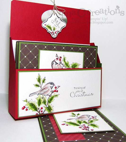 Beautiful Season by ilinacrouse - Cards and Paper Crafts at