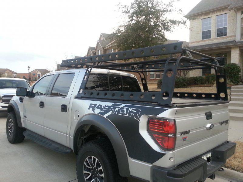 Bed Rack Ford Trucks Roof Rack Work Truck