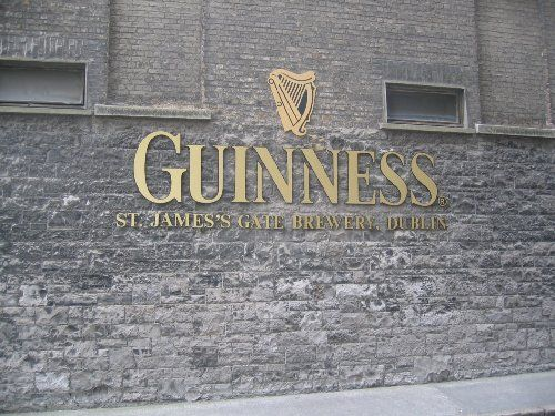 Guinness Brewery in Dublin, Ireland. I wanna go soooo bad!! One day :)