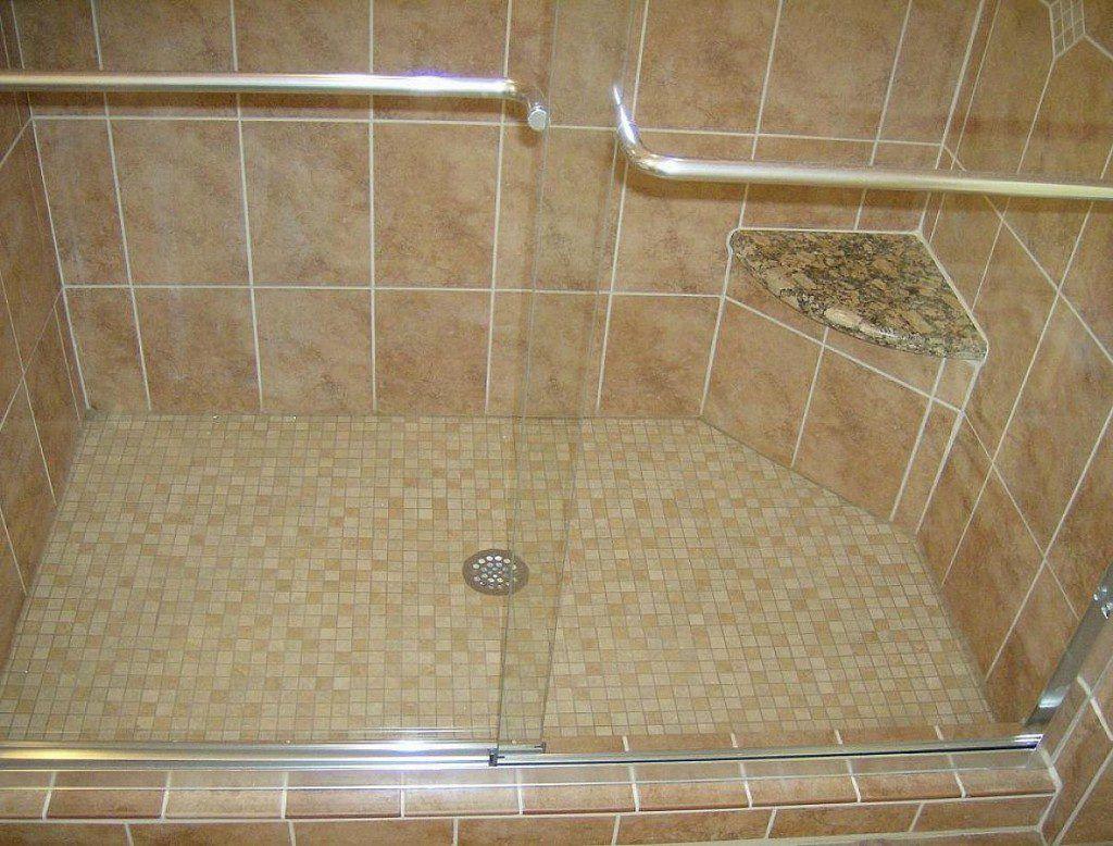 Bathroom Antique Copper Shower Pan Installation Also Custom Shower
