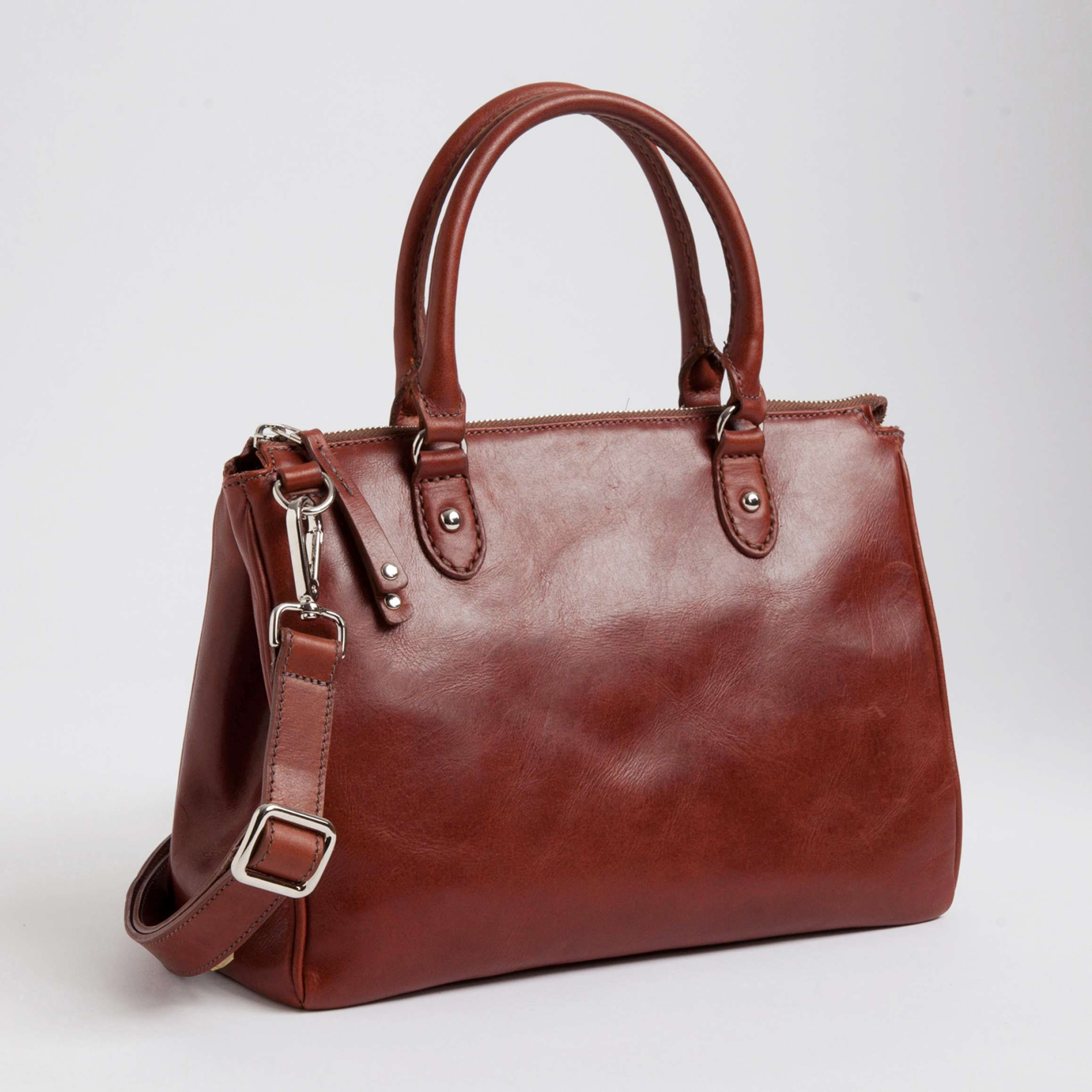 Small Grace Bag Horween Women S Leather Shoulder Bags Roots