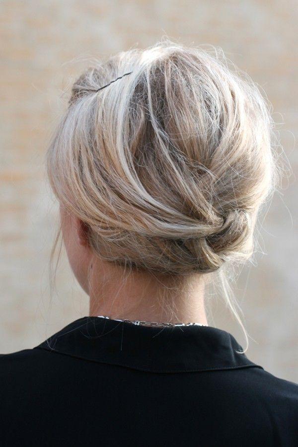 Business Frauen Frisuren Fur Die Arbeit Make Up Und Frisuren