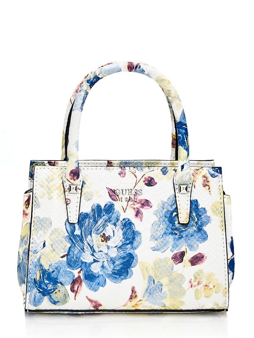 715e5ab0ee MINI SAC A MAIN LOREE A FLEURS | GUESS.eu | Táskák | Mini handbags ...