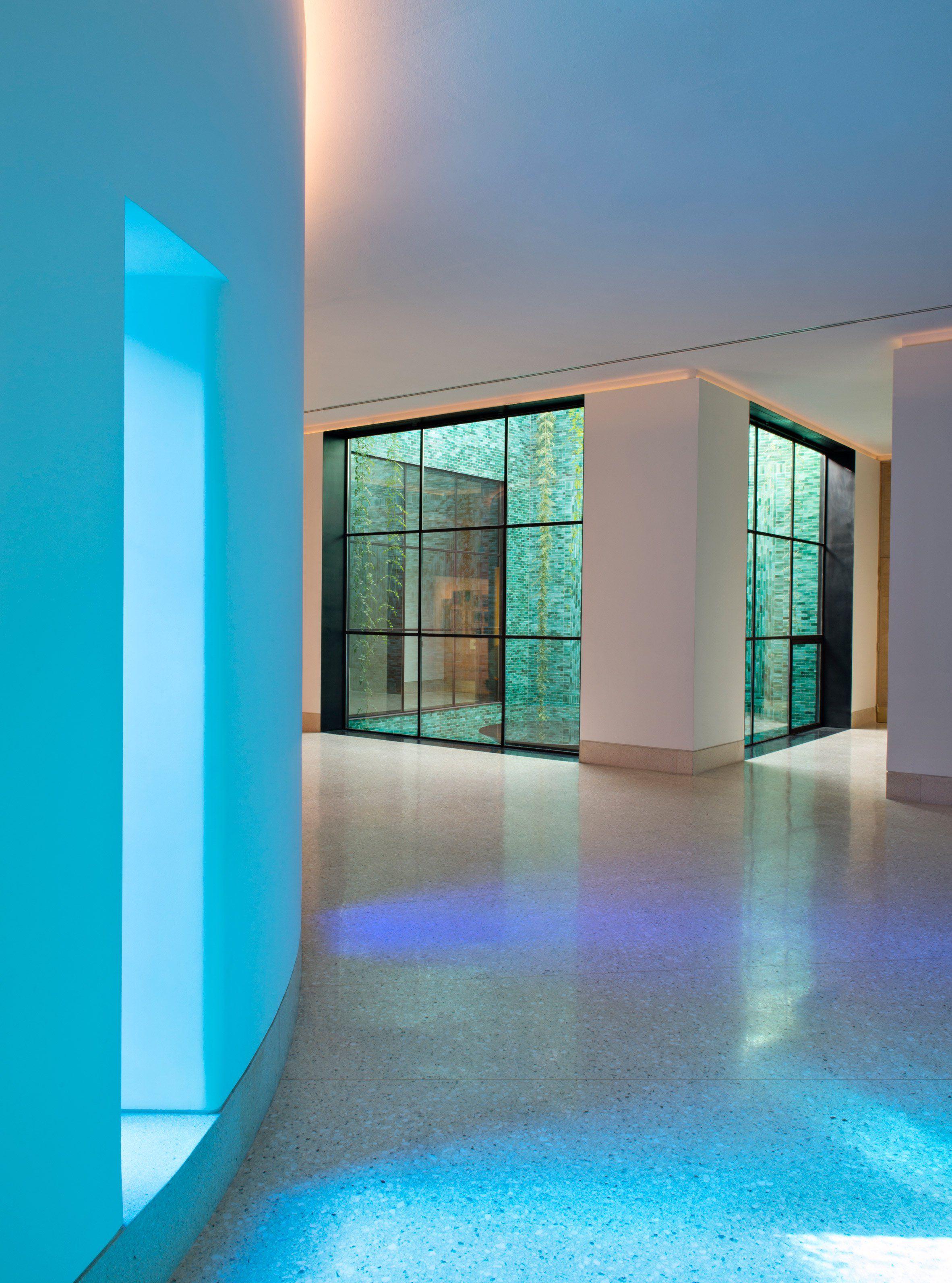 Studio KO celebrates Yves Saint Laurent\'s oeuvre in Marrakech museum ...